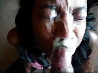 Abony Huge Facial Load Cumpilation (wheelsex)