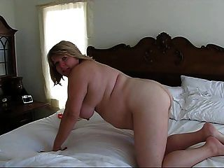 Chubby Wife Marie First Video