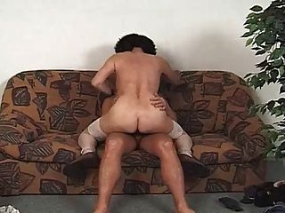 Spanked with butt plug video