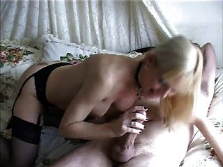 British Milf Sophie Fucked And Facial