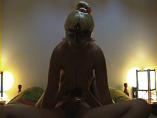 Masked Wife Suck And Fuck