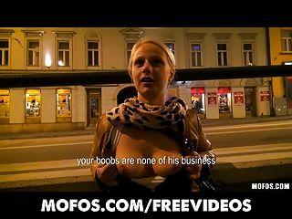 Czech Public Porn Tube