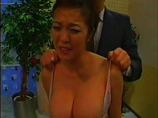 Asian Newswoman Groped And Tit-slapped (full Version)