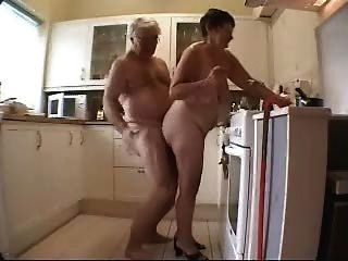 old couple mature