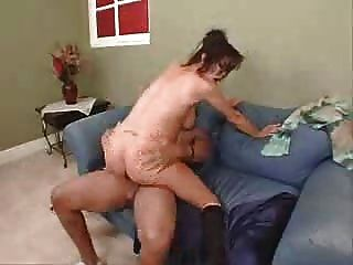 Mature Nancy With Black Cock
