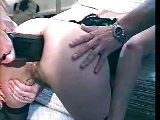 Porn stars boob sucked