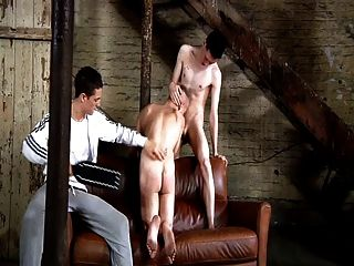 Bdsm Slave Gay Boy Must Blow Schwule Jungs
