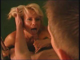 Hot Blonde Milf Fucks By The Pool