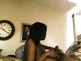 Homemade Ebony Sex