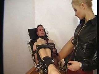 Sharon da vale mistress vs rubberslaves iii strapon - 3 10