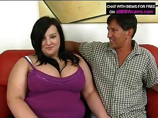 Fat Gal Pounding Sexy Fat Tits Plumper Ass  Part 1