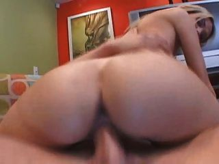 Jenny - Pigtails Round Asses