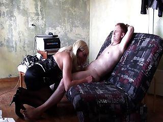 Masculine Amateur Crossdresser 59