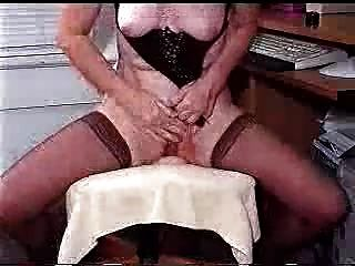 Freaky Lady On Cam Tells A Story While Toys In Ass