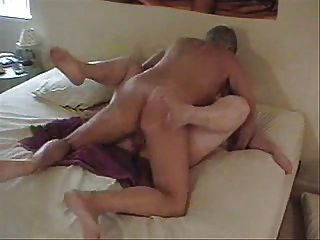 video of husband and wife having sex Young beautiful wife in homemade video.