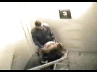 Public Sex - Caught On Security Camera 002