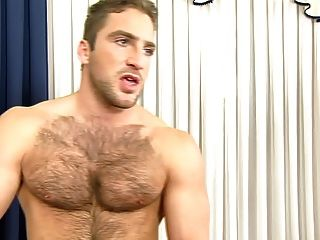 Hairy Office Stud