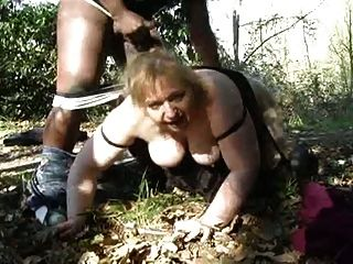 Amateur Sex In A Lost Forest
