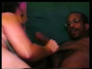 Huge Long Erect Meat Poll Pierces Hairy Black Pussy