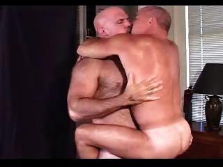 Muscle Big Daddies Having Fun