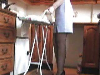 Sara Ironing