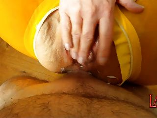 Anal Fisting And Fucking With Cock And Balls Makes Me Squirt