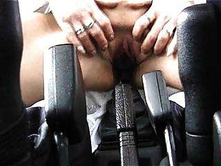 Extreme German Women Fucks Her Gear Stick (ctrent):2