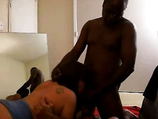 Hubby Swallows Cum