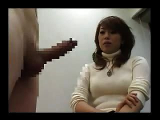 She Has Never Seen A Cock So He Strips And Masturbates 2