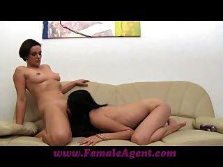Femaleagent Amazing Asian Sensation