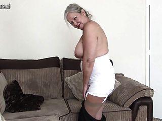 Uk grandmothers porn #3