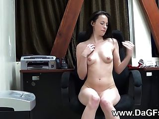 Old jaintor teased and fucked by slutty young maids 7