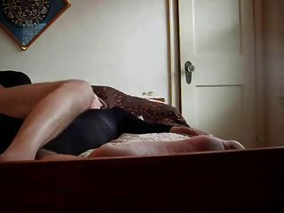 Mature Wife I Met On The Web.