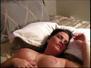 Busty Wife With Fake Tits Sucks And Fucks Bbc