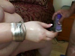 image Kayla dances and bounces her fake tits