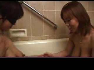 2 Japan Girls Milk Tits