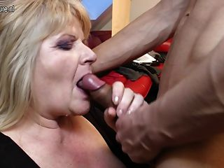 Grandma Fucked By Her Toyboy