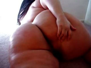 Huge Ass Show An Webcam