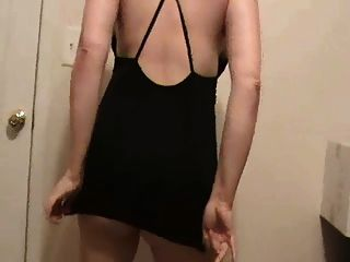 Amateur Lateshay 36 F Saggy Floppy Perky Natural Hooters