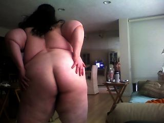 image Bbw pyjama party lets see some fat nude ass
