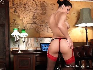 Roxy Mendez Shows Off Her Chops Post Interview