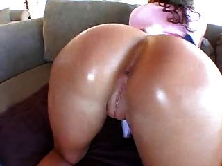 Viola baileys hottest boober oil show in front of mirror - 2 part 3