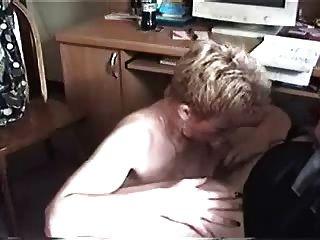 Job Interview - Mature Sex Video