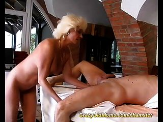 Moms First Deep Anal Sex