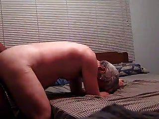Amateur Black Cd Fucking White Ass