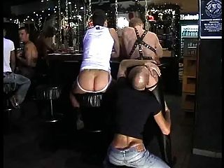 In The Gay-bar