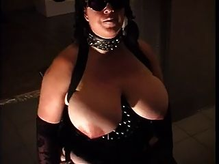 image Heavy pierced slut slave with lots of metal in her pussy