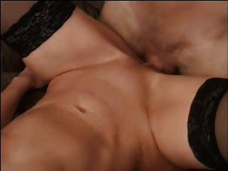 Sexy Mom N106 Blonde German Mature With A Young Man