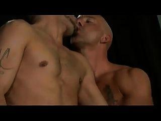 Big Group Sex In A Bukkake.