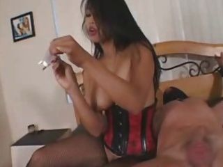 Mika Tan Dominatrix